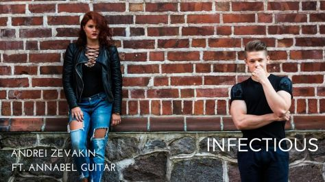 "Andrei Zevakin feat. Annabel Guitar ""Infectious"""