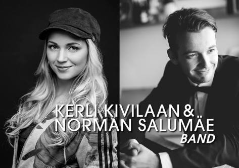 Kerli Kivilaan & Norman Salumäe Band