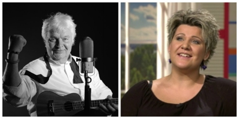 Ivo Linna ja Dagmar Oja