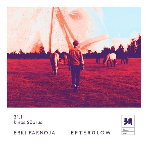 """Erki Pärnoja """"Efterglow"""""""
