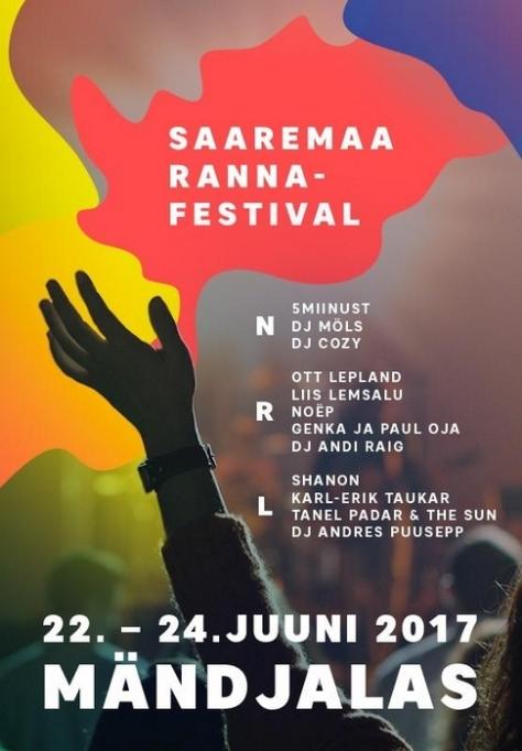 Saaremaa Rannafestival 2017