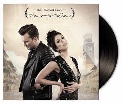 """Koit Toome & Laura """"Verona"""" vinüül"""