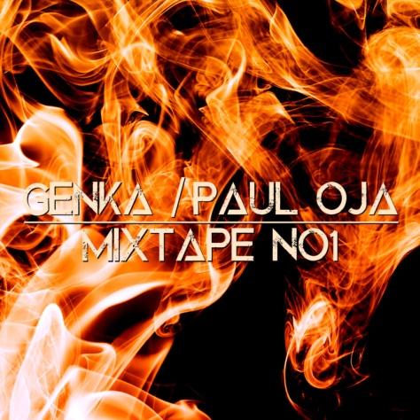 """Genka / Paul Oja """"Mixtape No1"""""""