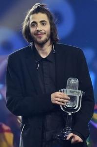 2017. aasta Eurovisiooni lauluvõistluse võitja