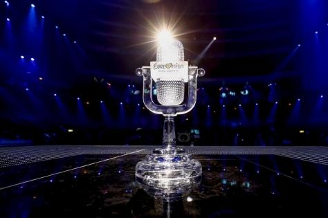 Eurovisiooni lauluvõistluse trofee