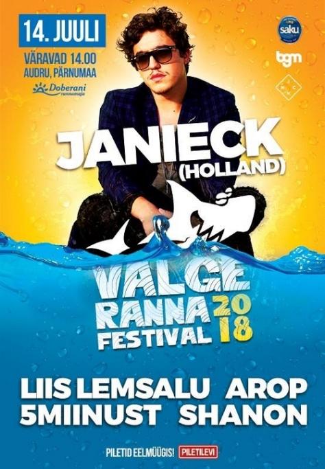 Valgeranna Festival 2018