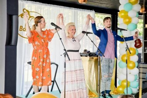Kristel Aaslaid, Marju Länik, Taavi Paomets (Foto: Ardo Kaljuvee)