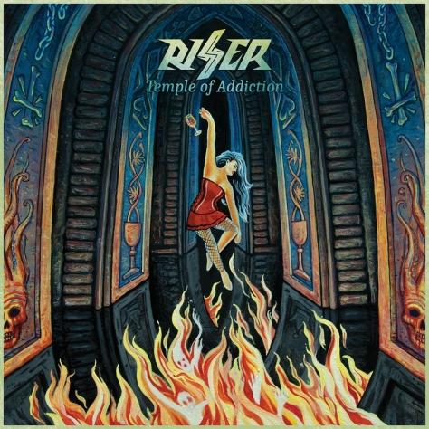"Riser ""Temple of Addiction"""