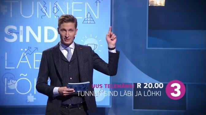 28. SEPTEMBRIL STARDIB TV3-S KARL-ERIK TAUKARI JUHITUD UUS KOGUPERESAADE