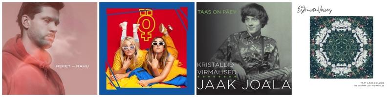 Valik albumeid aastast 2018