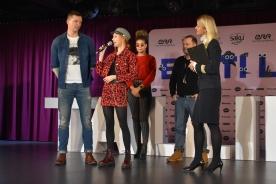 Eesti Laul 2019 pressikonverents: Lumevärv feat. INGA