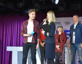 Eesti Laul 2019 pressikonverents: Karl-Erik Taukar esindamas Kerli Kivilaant