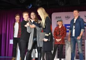 Eesti Laul 2019 pressikonverents: Xtra basic & Emily J