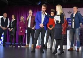 Eesti Laul 2019 pressikonverents: Uku Suviste