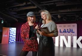 Eesti Laul 2019 pressikonverents: INGA annab intervjuud Tuuli Rannale