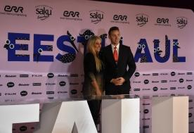 Eesti Laul 2019 pressikonverents: Synne Valtri